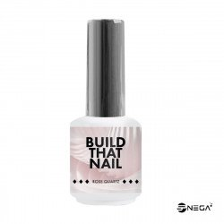 NP Built Nail Rose Quartz gradilni gel 3v1, 15ml