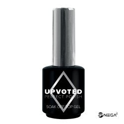 NP nadlak - Top gel Soak off UPVOTED,  15 ml