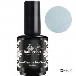 NP No-Cleanse Top Seal BABYBOOM Crystal Dust, 15 ml