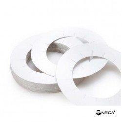 Obročki za zaščito grelca za vosek,  50 kosov