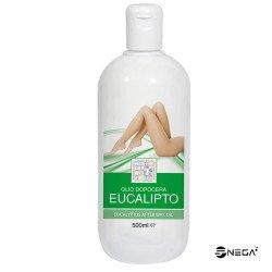 Olje po depilaciji z evkaliptusom, 500 ml