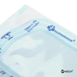 Sterilizacijske samolepilne vrečke 70mmx260mm x200 kosov