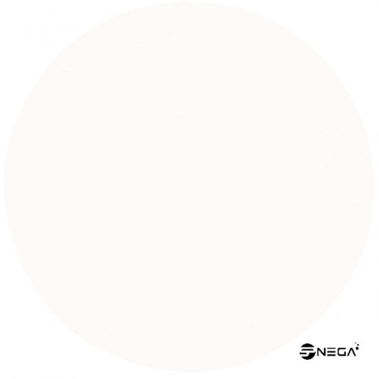 Akrilni bel Mega White prah, 25g Nohti