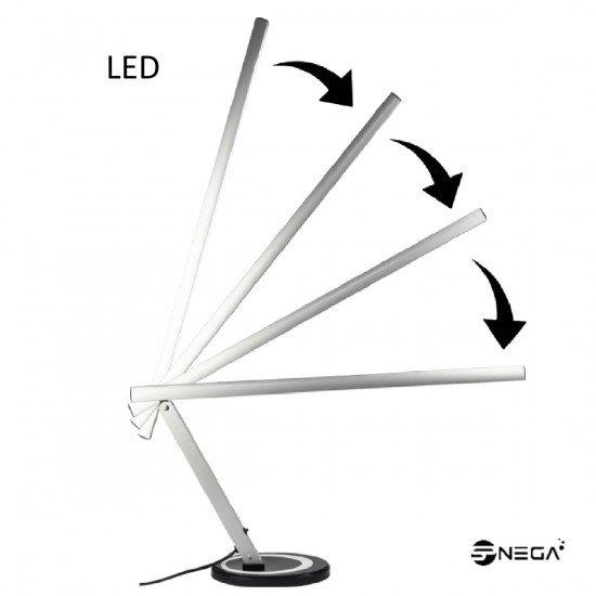 SVETILKA NAMIZNA LED PROFESIONALNA  Električni aparati in pripomočki