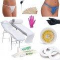 Potrošni material za depilacijo