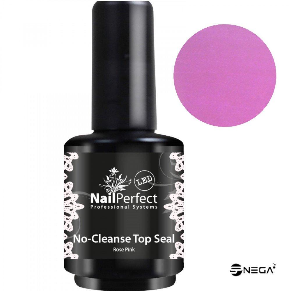 NP No-Cleanse Top Seal BABYBOOM Rose Pink, 15 ml