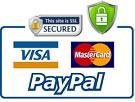 Paypal MC Visa